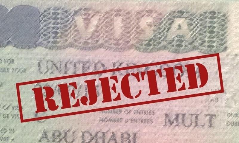 visa rejection