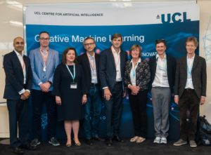 AI center Launch at UCL
