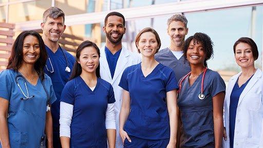 Nursing in UK